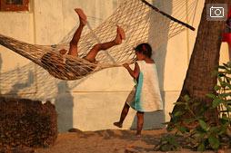 Первые дни побега от жары, пляжи Агонда и Палолем