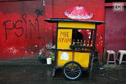 Про Джокьякарту и неудачный рассвет у вулкана Мерапи