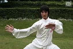 Ang Babu Lama, мастер тай-чи и кунг-фу