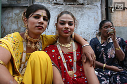 Джайпур: трансвеститы, голуби и красильщики