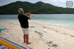 Второй день на острове Brother