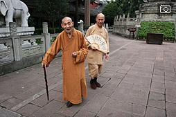 Чэнду, монастырь Wenshu