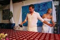 О свадьбе на Бали