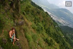 Прогулка в Метланг и прощание с Непалом