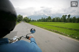 Дорога из Пахальгама в Гульмарг