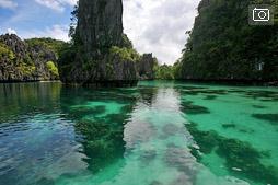 Две лагуны Минилока и маленькое приключение