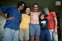 Последний месяц на Бали: про друзей и съемки