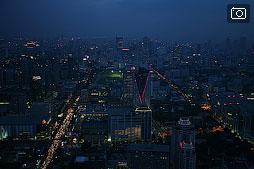 Baiyoke sky — самый высокий небоскреб Таиланда
