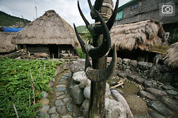 Бонток: про трайсиклы и музей горных племен