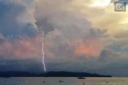 36 закатов, два рассвета и один шторм