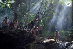Боракай — Бали трип, путешествие на деревянном корабле с Флореса на Ломбок, день 2