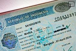 Как получить визу в Индонезию в Бангкоке