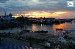Боракай — Бали трип, Семпорна, город осевших морских цыган