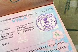 Индийская виза в Шри Ланке
