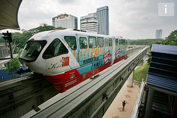 Как добраться до Куала Лумпура из Таиланда и вообще про транспорт в КЛ