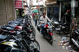 Индия: обзор мотоциклов