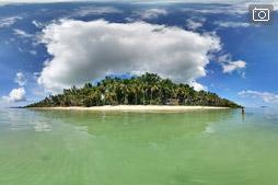 Вокруг острова Куйо