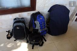 Что в наших рюкзаках?