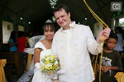 Филиппинская свадьба Влада