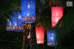 Loy Krathong — ежегодный тайский праздник воды и света.