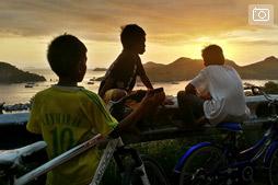 Боракай — Бали трип, Флорес, жизнь в палатке посреди городка Лабуан Баджо