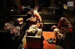 Первая ночь в Мумбае в ожидании съемок
