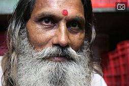 Мумбай, маленький рынок