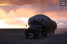 Улгий и долгая дорога в Улан Батор