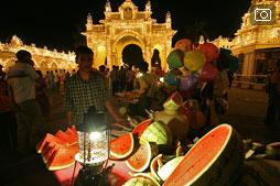 Майсур: дворец, храм, картинг, гольф, боулинг и церковь