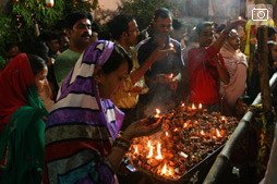 Праздники в Варанаси