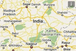 GPS карты Индии для Ozi