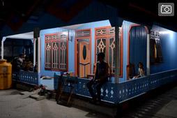 Боракай — Бали трип, про игрушечный городок Танжунг Бату в Индонезии