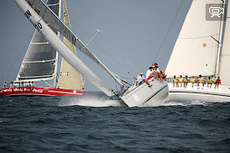 Видео с King's Cup Regatta 2009