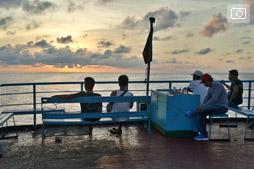 Боракай — Бали трип, паром из Филиппин в Малайзию