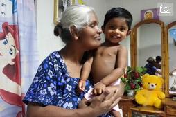 Моя маленькая жизнь в шри-ланкийской семье