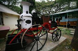 Наши поезда самые поездатые (Майсурский ЖД музей)