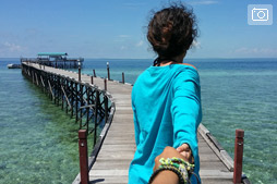 Боракай — Бали трип, Дераван, остров кошек и длинных пирсов