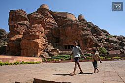 Пещеры в Бадами