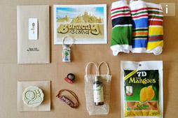 Traveliving Boracay Box и немного Камасутры ;)