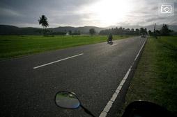 Переезд из Думагете на Боракай на мотоцикле
