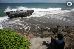 О южном Бали, о пляжах и волнах
