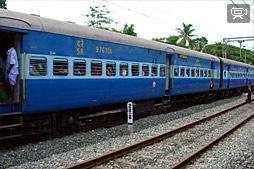 Поезд Goa — Delhi