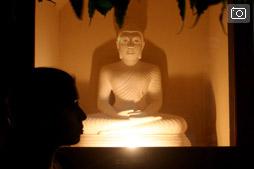 День рождения Будды в самом необычном буддийском храме на моем пути