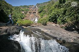 Дудхсагарский водопад
