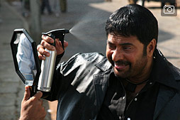 Съемки индийского блокбастера в Кочи