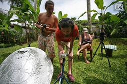Пост-анонс на октябрь о последних неделях на Бали