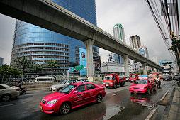 Общественный транспорт Бангкока