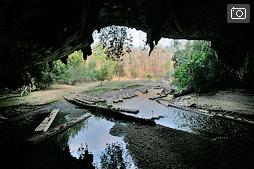 Окрестности Пая: Огромная пещера Лод