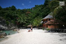 Остров Апо: как добраться, где поселиться