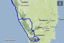 Южноиндийский мототрип: Гоа — Западные Гаты